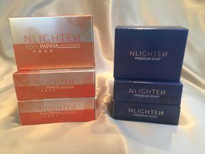 Nlighten Kojic Papaya Soap and Premium Soap