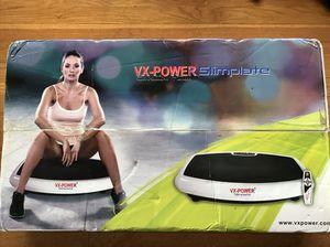 slimplate brand new exercise machine