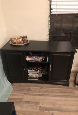 Fish tank stand/ large cabinet