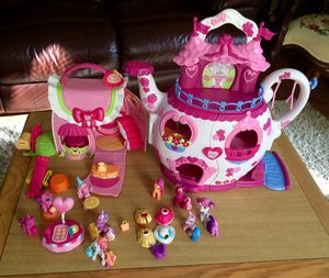 My Little pony tea pot & more