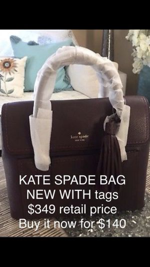 $379 Kate Spade bag brand new with tags