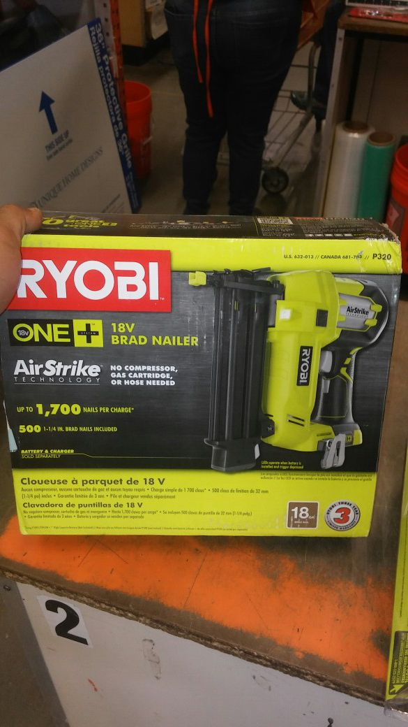 Contemporary Ryobi Nail Gun Model - Nail Art Ideas - morihati.com
