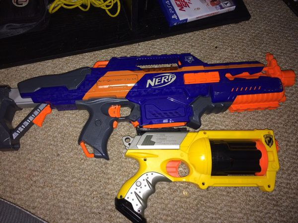 Hello people latley i have just put up modified nerf gun listing on ebay i  can't seem to sell them but my friend can sell them way easier i asked him  what ...
