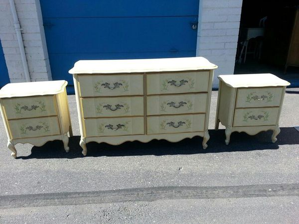 Broyhill French Provincial Bedroom Set ( Furniture ) in Mesa, AZ ...