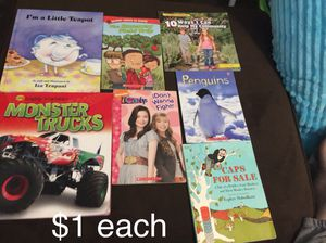 Books & workbooks