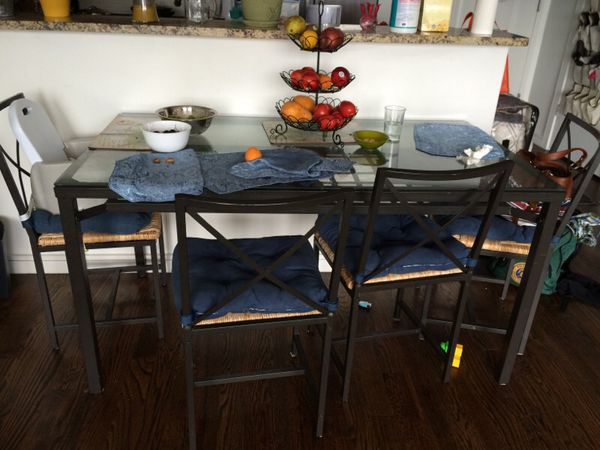 IKEA GRANAS Dining Table Set