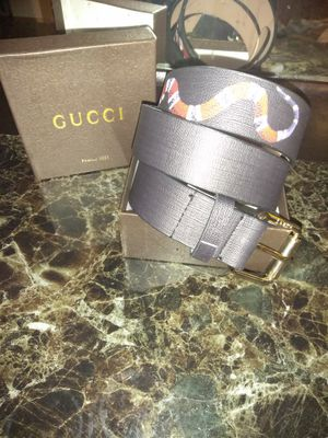 Black snake Gucci