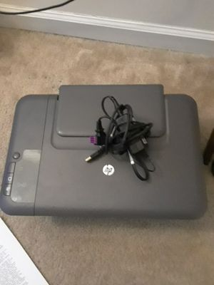 HP deskjet 1055 print scan copy