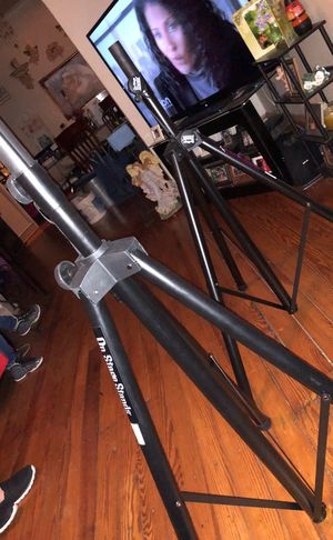 Speaker stands.... for sale new no need