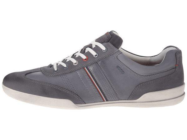 ECCO Enrico Retro Sneakers Men's Moonless/Titanium, 10-10.5 US (44 EU)  (Clothing & Shoes) in Gaithersburg, MD