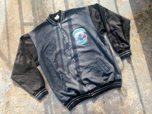 Vintage Charlotte Hornets Jacket
