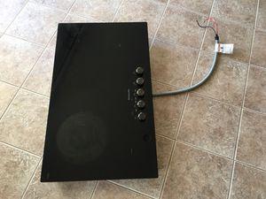 """Kitchenaid electric cooktop 36"""" KECC664BBL00"""