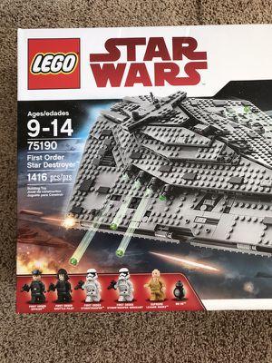 New Lego Star Wars