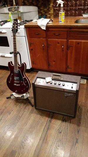 Vintage 1964 Gibson Falcon Amplifier