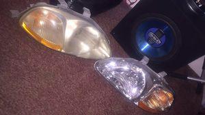 96-98 Honda Civic Headlights