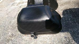 Yamaha V-star saddlebags