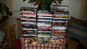 83 DVDs All for $75.00 OBO