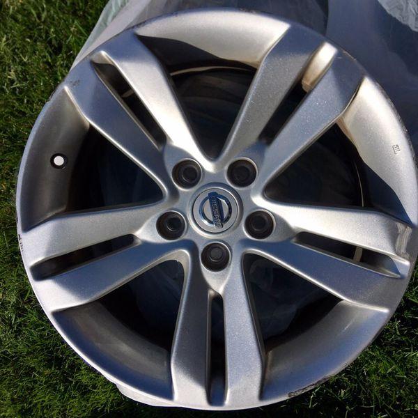 "Pleasanton Toyota: 5x114.3 17"" OEM Rims / Wheels Nissan Maxima Altima (Cars"