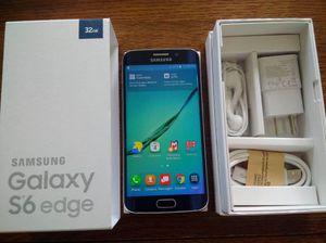 Galaxy S6 Edge (32GB) UNLOCKED (like New)