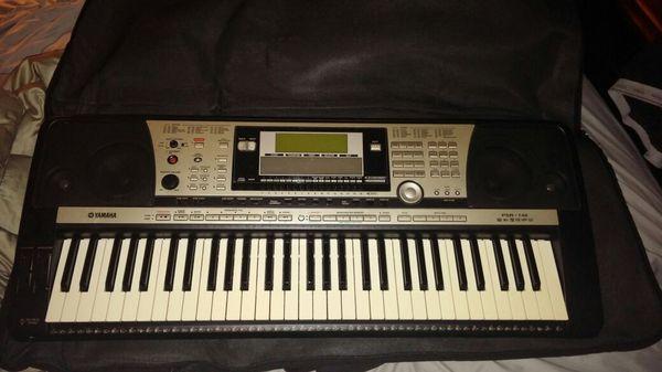 yamaha psr 740 professional keyboard musical instruments. Black Bedroom Furniture Sets. Home Design Ideas