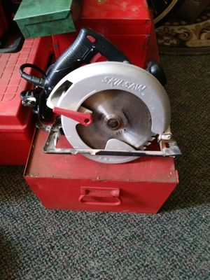 Skillsaw great condition asking 30 dollars firm