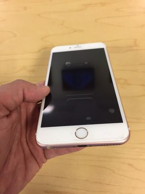 IPhone 6s+ (16gb) - Factory Unlocked - Comes w/ Box + Accessories & 1 Month Warranty