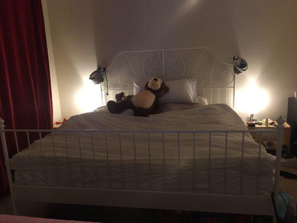 ikea king size bed frame slates - Ikea King Size Bed Frame