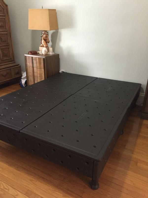 sleep number bed king size platform - Sleep Number Bed Frames