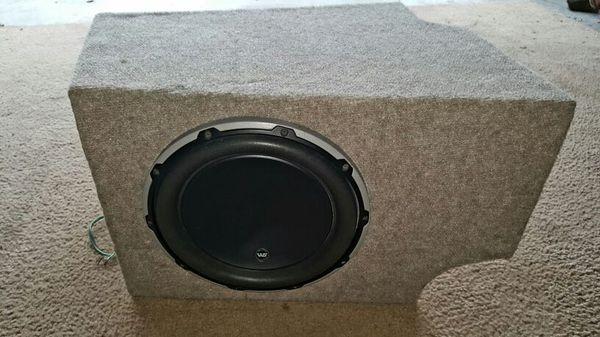 Jl audio 12w6v2 d4 in custom jl audio sub box audio equipment in jl audio 12w6v2 d4 in custom jl audio sub box sciox Images