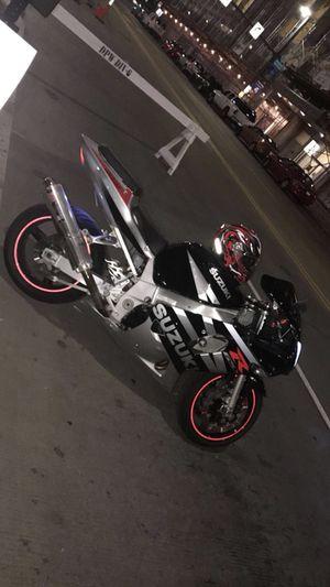 2003 gsxr 600