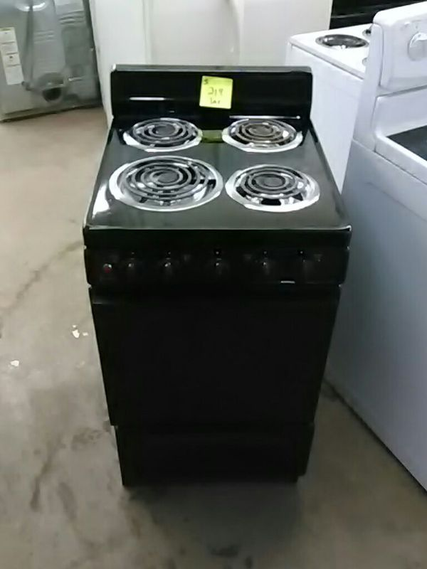 Electric Stove Apartment Size Appliances In Memphis Tn Offerup