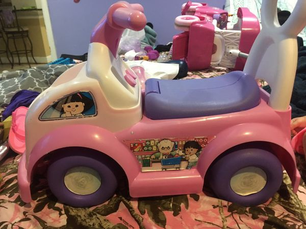 Little people car