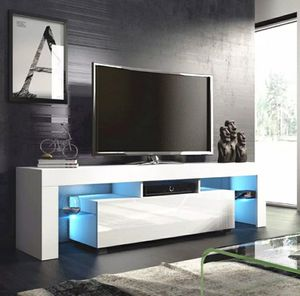 Tv stand led ligths