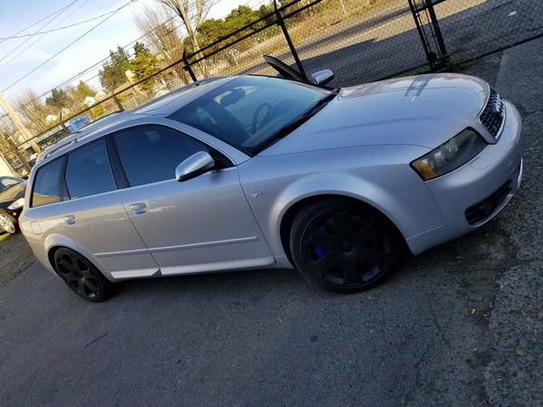 2005 Audi S4 Avant Parting Our Or Purchase As A Mechanics