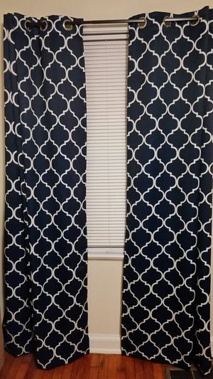 Curtains (4 panels)