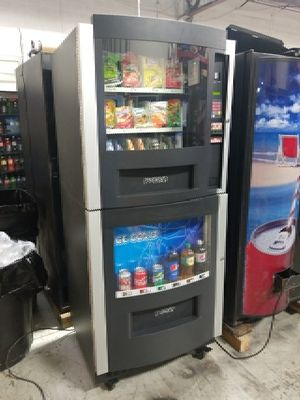 Combo vending machine fully working best deal refurbished