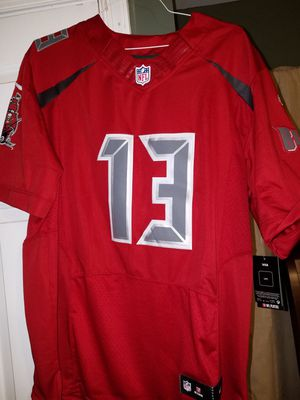 Brand new with tags color rush Mike Evans Nike elite Tampa Bay Buccaneers jersey, size 52, i ordered the wrong size. My loss is your gain