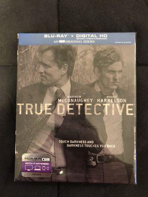 True Detective Blu-ray