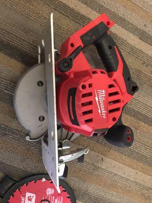 Used Milwaukee 18 volts