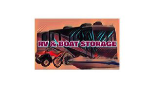 Outdoor RV and Boat Storage