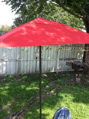 Umbrella de patio