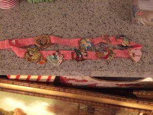 Disney princess pins with band