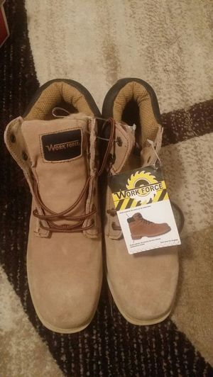 Brand new Workforce boots size 11