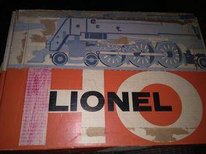 Vintage 1960s Lionel Train Set