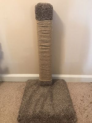 New Scratching post and other Kitty / Cat items