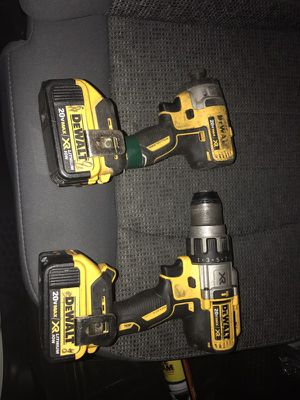 Dewalt 20v brushless