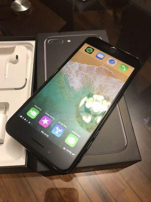 Like new iPhone 7 Plus Jet Black Unlocked