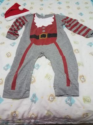 Santa outfit 6-12m🎅❄