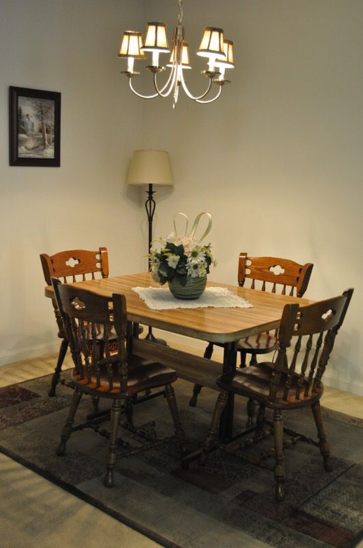 Dining room set 50 floor rag 50 furniture in for Dining room chairs 50