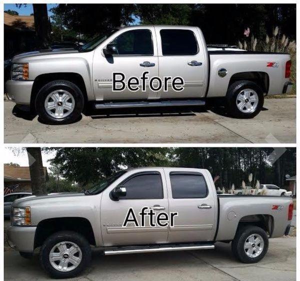 2007-2018 Silverado Leveling Kit (Auto Parts) In